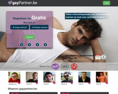 Gaypartner.be