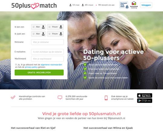 Schrijf een groot online dating profiel